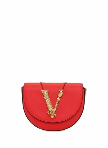 Versace Bel Çantası Kırmızı